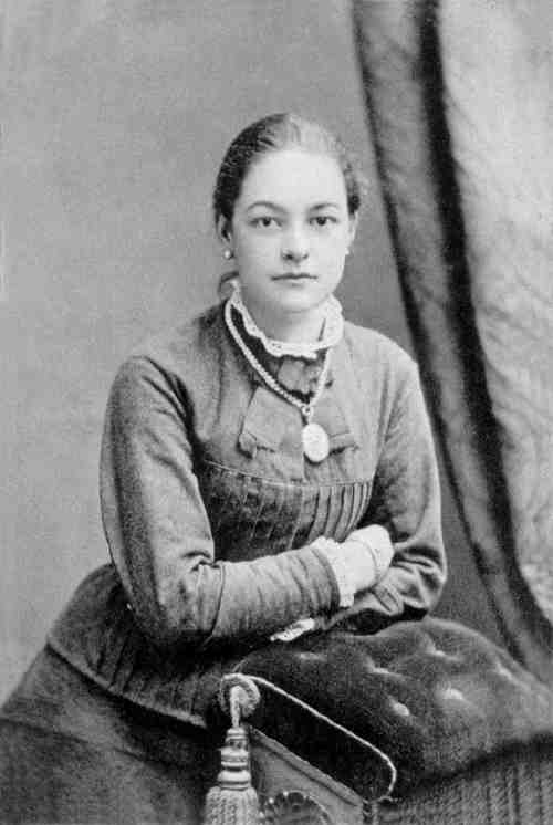 Caroline  (393 KB) c. 1880  (Click on Picture to View Full Size)